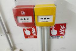 Sistemi di allarme antincendio