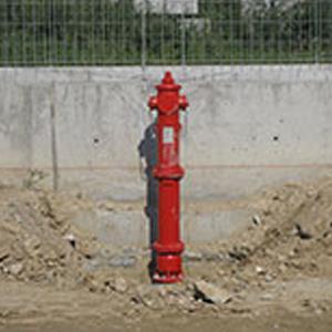 Idranti soprasuolo, sottosuolo, accessori rete idrante